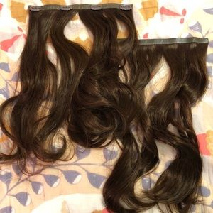 Other - Human hair clip in
